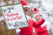 Avon Lake school leaders make Elf on the Shelf come alive