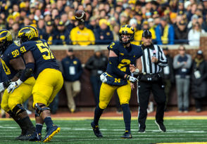 COLUMBUS, Ohio -- Wednesday, we looked at the five matchups to watch when Ohio State has the football against Michigan on Nov. 24 as part of our OSU-Michigan countdown series. We're flipping things around this time and looking at the battles to keep an eye on when Michigan has the football. The Wolverines have been much improved on offense this season, particularly at quarterback with Shea Patterson. And Ohio State's defense has been worse than in the past. But the Buckeyes do have plenty of talent on that side of the football that could give the Wolverines some problems. Here are five matchups to watch when Michigan is on offense.