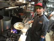 Staten Island's 'Chopped Junior' champ accepted at Le Cordon Bleu
