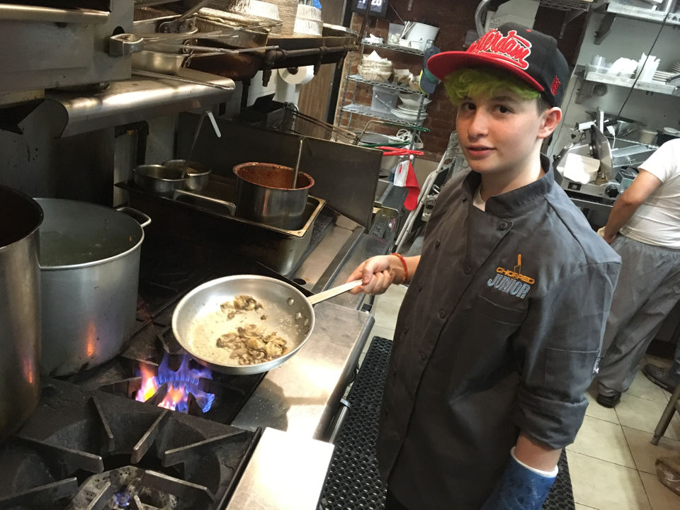 Staten Island's 'Chopped Junior' champ accepted at Le ...