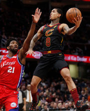 Cleveland Cavaliers' starters can't hang with Philadelphia 76ers in 128-105 loss: Chris Fedor's instant analysis