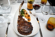 Restaurants with the most expensive steaks in Pa.