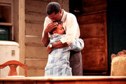 RJ Murphy, 10, son of TeNesha and Rob, gets first pro acting part at Syracuse Stage
