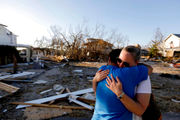 After Hurricane Michael, some coming home find no home: Latest photos
