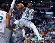 Boston Celtics beat Oklahoma City Thunder at the buzzer: Jayson Tatum, Marcus Morris, 10 things we learned