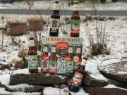 Season's best from Saranac Brewery (Beer review)