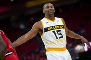 Metta World Peace ejected moments after BIG3 tips in Detroit