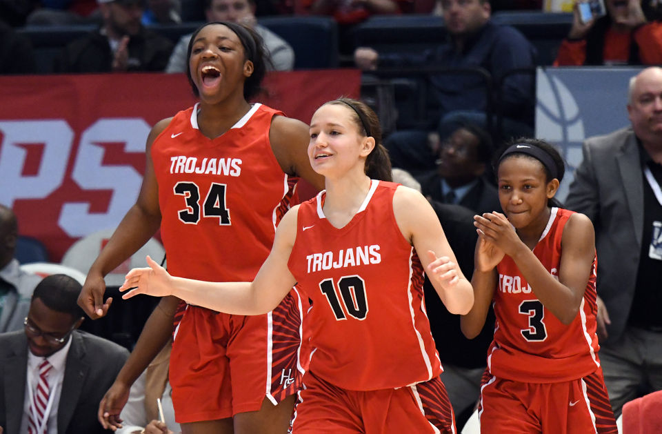 High school sports high school girls basketball al hazel green 65 leflore 35 no 1 trojans pull away early from no girls basketball fandeluxe Image collections
