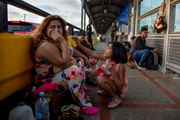 Migrants at the border find delays, danger at both legal and illegal entry points