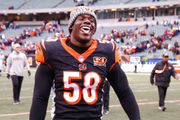 Cincinnati Bengals coach wants bigger role for Carl Lawson in 2018