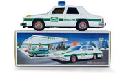 Hess trucks through the years