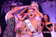 Miss Michigan 2018 is Miss Shoreline Emily Sioma of Grass Lake