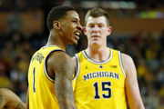 Putting Michigan basketball to the test with Facebook's 10-Year Challenge