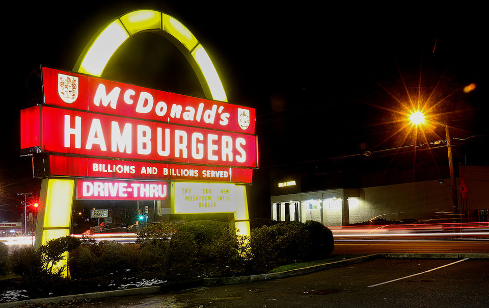 Only 7 Original Mcdonald S Golden Arches Still Exist And