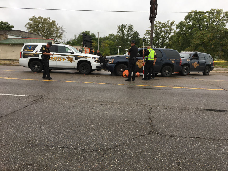 12 year old leads flint police on chase in stolen cop car. Black Bedroom Furniture Sets. Home Design Ideas