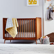 New kid on the block? Here are 5 types of cribs