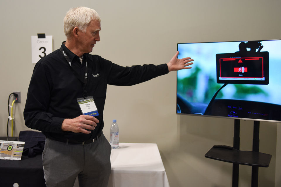 Mobility companies demonstrate new technologies during summit at American Center for Mobility