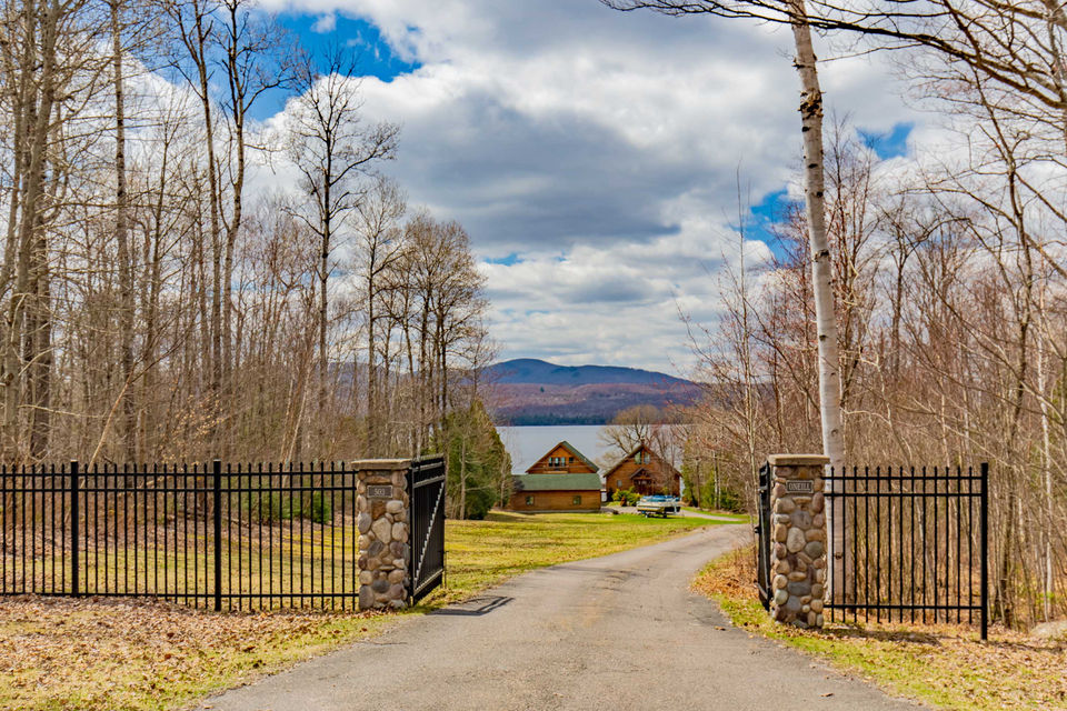 For sale in Upstate NY: $575,000 Sunset Estate on Chateaugay