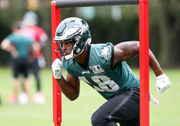 Richard Rodgers, Timmy Jernigan could play vs. Saints: These 6 Eagles could be in trouble as more injured players return | Shelton Gibson, Joshua Perkins, more