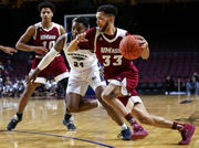 Luwane Pipkins nets game-high 30 points, but UMass men's basketball falls to No. 6 Nevada 110-87 in Las Vegas