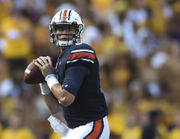 'We'll lean on him': Gus Malzahn confident in Jarett Stidham as offensive leader