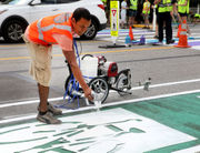 Lake Shore Boulevard in Euclid redesigned with paint: How will motorists react?