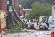 Webster, Massachusetts tornado classified as 'high-end EF1' by National Weather Service