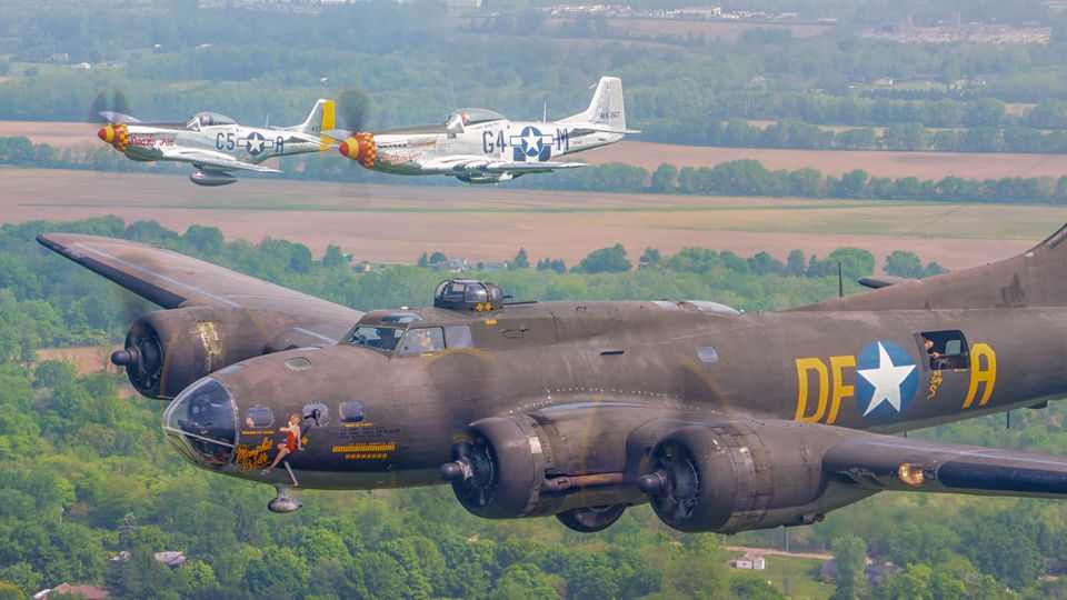 2019 Summer Air Shows: 7 places to see aircraft performances