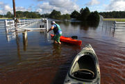 Tropical Storm Florence: N.C. governor pleads with evacuees to be patient, not return home yet