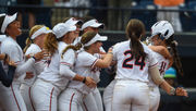 Casey McCrackin's walk-off single clinches series for Auburn softball against Alabama