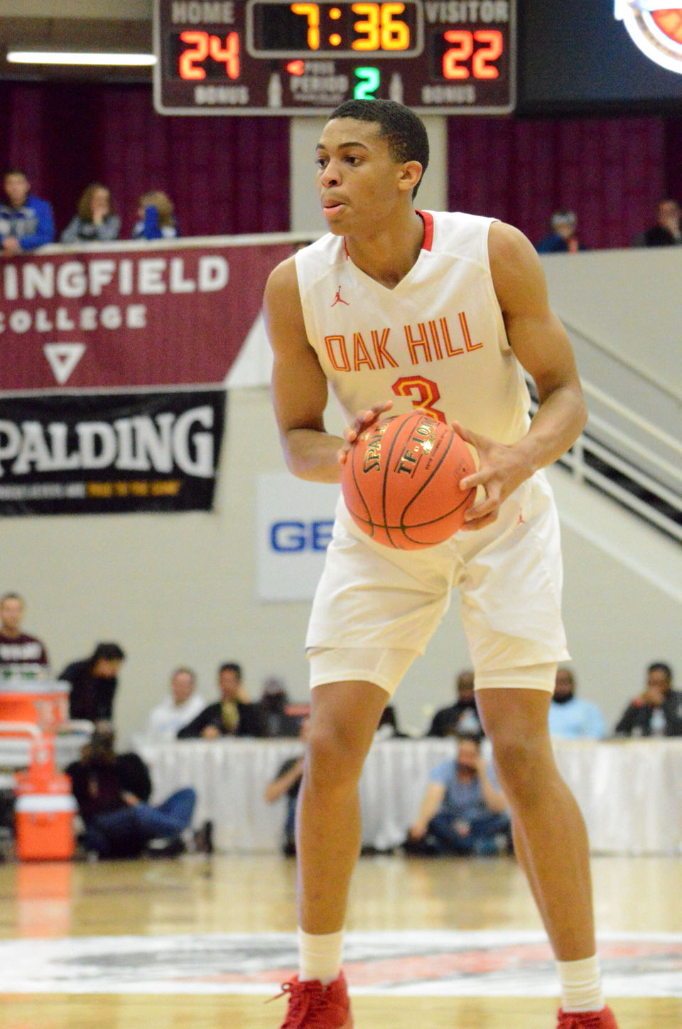 Keldon Johnson, Kentucky basketball commit, on ...