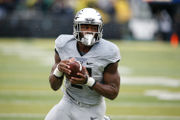 NFL draft: Royce Freeman drafted by Denver Broncos in 3rd round, highest Oregon RB selected since LaMichael James