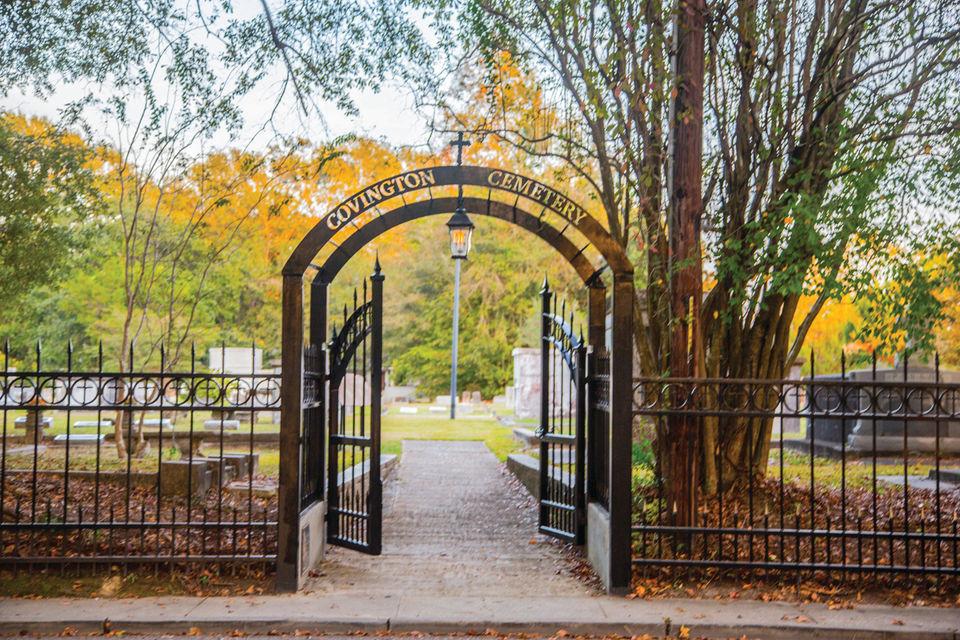 Covington History Hunt 2017