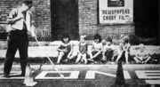 Vintage photos of 'hangin' out' in N.J.
