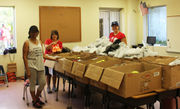 Staff, volunteers of Victory Fellowship help 'Feed the Multitudes'