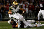 UCLA TE transfer and N.J. native Matt Alaimo recaps Friday's Rutgers visit: 'I like how it's closer to home'