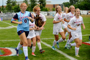 Rachel Rasins' 2 goals lifts Flint Powers Catholic to 2nd straight state title