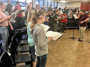 Holland High, Calvary choirs invited to sing at Carnegie Hall