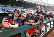 Oregon State Beavers aren't downplaying national title talk at the College World Series