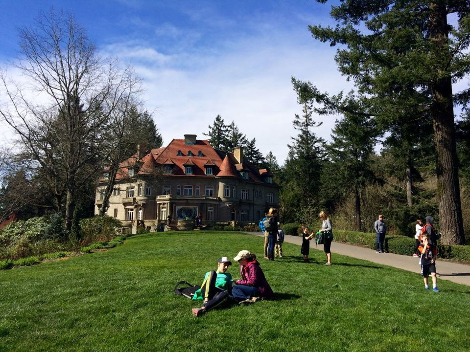 See changes at the fabled Pittock Mansion (before, after photos)
