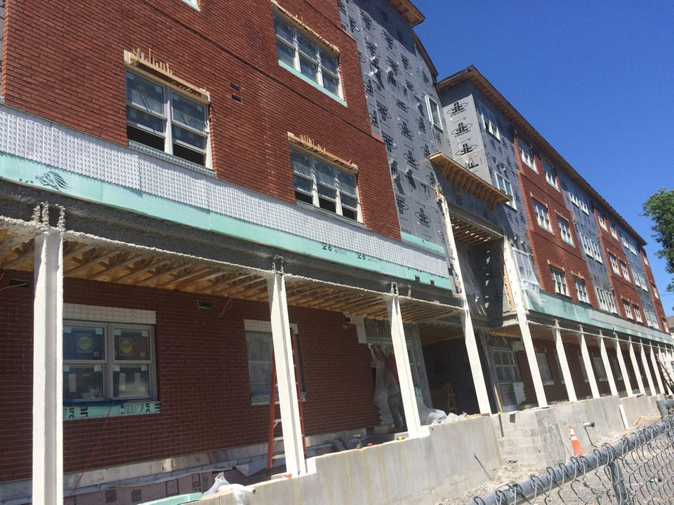 New apartments going up in Syracuse to house people with low incomes, mental health disorders