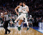 Michigan State suffers shocking second-round NCAA Tournament loss to Syracuse