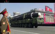 With military parade, North Korea's Kim Jong Un thumbs nose at U.S.