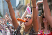 French Quarter entertainer Chris Owens leads her annual Easter Parade: Photo gallery