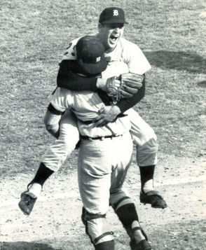 There were plenty of memorable images from the Detroit Tigers' magical season of 1968, when they set what was then a club record with 103 regular-season victories before rallying from a 3-1 deficit to win the World Series over the defending champion St. Louis Cardinals. Perhaps the most famous picture was of left-handed pitcher Mickey Lolich, who won three games and was named the World Series MVP, jumping into the arms of catcher Bill Freehan after Freehan caught Tim McCarver's foul popup to end the Series. Here are some of the other images we found that might bring back some fond memories of what happened at the corner of Michigan and Trumbull 50 years ago this summer.
