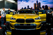 BMW to withdraw from Detroit auto show in 2019