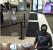 FBI, Bedford Heights police looking for man who robbed Chase Bank