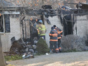 Elderly man, friend killed in Warren County fire, neighbors say (PHOTOS)