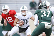 Michigan State mailbag: Potential breakout players and running back depth chart