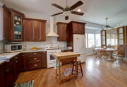 Renovations in this Covington home are ready to shine